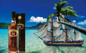 Kostarické rumy Ron Centenario od 349 Kč! 7 - 25leté kousky!