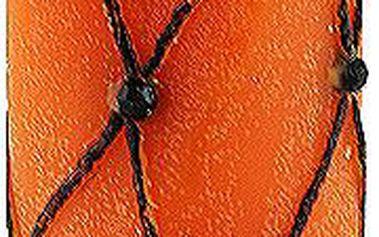 Svíčka Sunchi 6477 Váza oranžová pomeranč-skořice