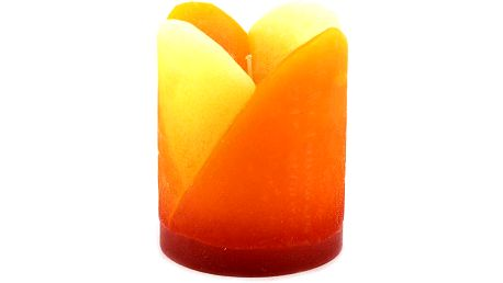 Svíčka Sunchi 6440 Tulipán II. oranžová pomeranč