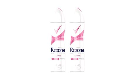 2xRexona deo spray Biorythm 150ml