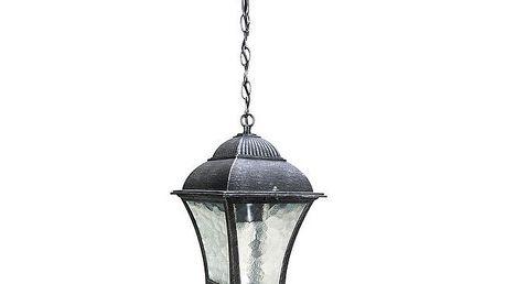 Venkovní závěsné svítidlo Rabalux Toscana antická stříbrná 8399