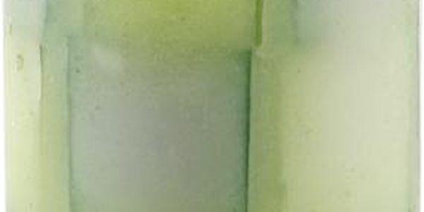 Svíčka Sunchi 6438 Šachovnice duha zelená vanilka