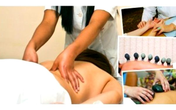 LÉČBA 4 tibetskými léčebnými technikami v klinice Tibetský lékař. Akupunktura, baňkování, kameny.