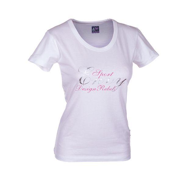 Dámské triko Envy Christina bílé