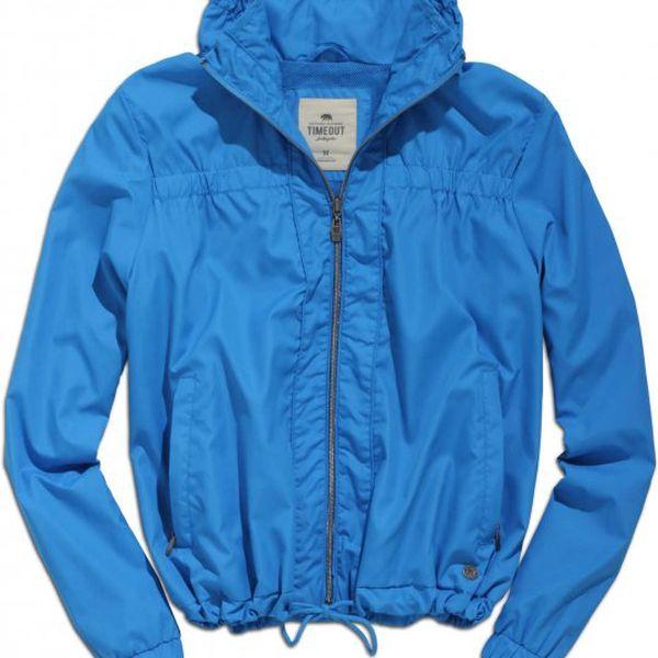Sportovní dámská bunda Timeout 131086272PE06_3 S modrá