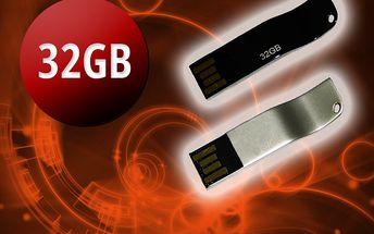 USB flash disk 32GB len za 11,90€ vrátene poštovného