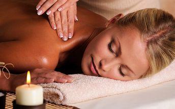 60-minútová masáž podľa vlastného výberu len za 9,50€