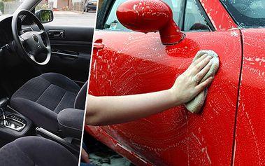Ručné vyčistenie exteriéru a interiéru vášho automobilu v Ručnej autoumyvárni Ela v Bratislave