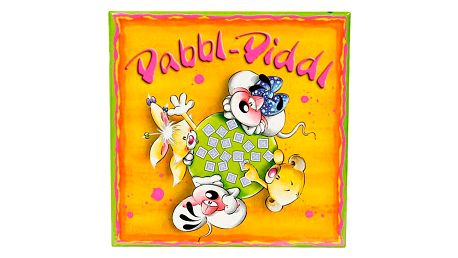 Diddl & Friends Pexeso Diddl a jeho přátelé Pexeso Dabbl-Diddl