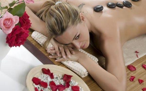 120 minutová luxusní kombinace masáží celého těla....