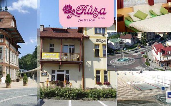 Poznejte nejkrásnější lázně jižní Moravy a ochutnejte blahodárné léčivé prameny!!v srdci Luhačovic v penzionu Růža***se slevou na kosmetické ošetření, slevou do butiku a do obchodu s dárkovým zbožím
