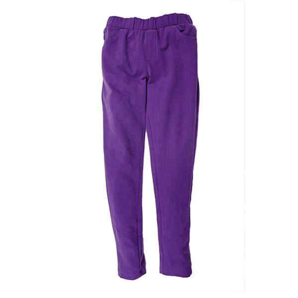 Krásné fialové kalhoty