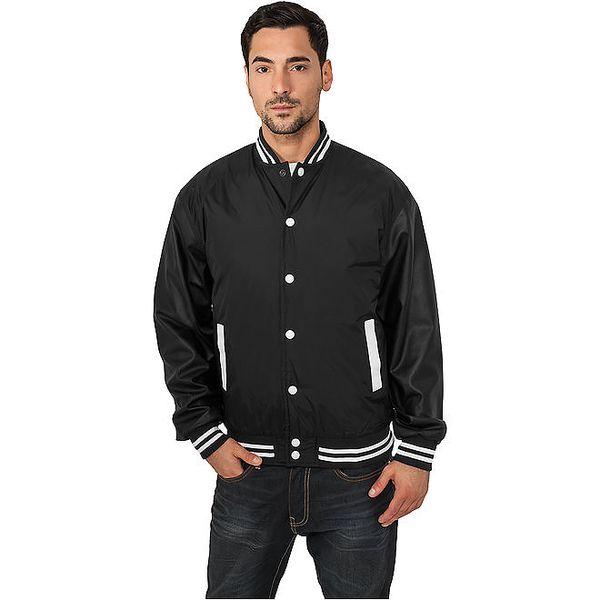 Pánská lehká černá bunda Urban Classics