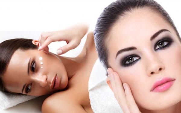 Kompletní KOSMETICKÉ OŠETŘENÍ PLETI včetně ÚPRAVY OBOČÍ a finálního NALÍČENÍ dle Vašeho přání za pouhých 199 Kč! Díky ošetření kosmetikou Nouri Fusion bude Vaše pleť čistá, zářící a bez viditelných pórů! Báječná sleva 60%!