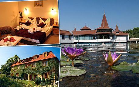 3 nebo 4 dny pro 2 osoby v hotelu Kis Helikon Relax&Luxury Villa v Maďarsku