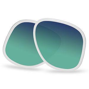 Parádní náhradní sklíčka zrcadlová ke slunečním brýlím modelu Panama holandské značky Bidutchy