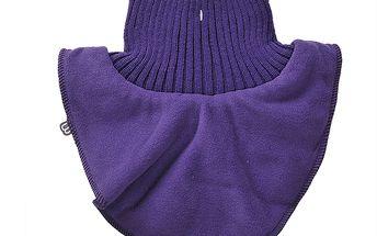 Dětský nákrčník fialový