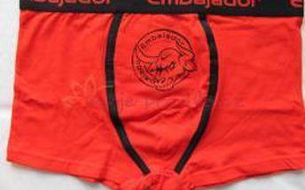 Pánské boxerky Atlantic EEH-028