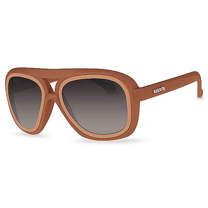 Bidutchy Sluneční brýle Panama hnědé