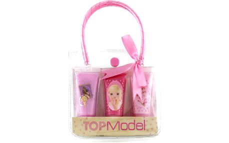 Lesk na rty Top Model Lesk na rty 3x10ml