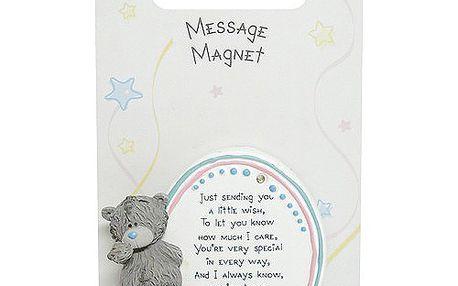 Magnet se zprávou Me to You Magnet message v holinách