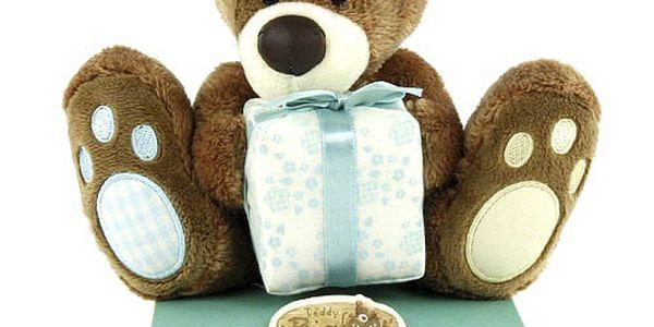 Medvídek 13cm Teddy Big Foot Medvídek 13cm Happy Birthday, Teddy Big Foot