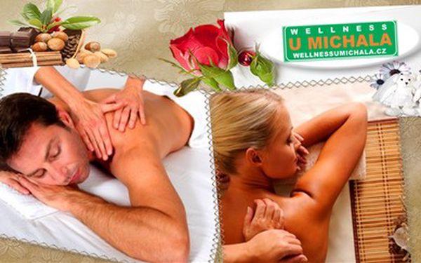 Dvouhodinová Maledivská synchronizovaná masáž pro dva na Adama a na Evu:-) Darujte sobě i svému partnerovi dvě hodiny dokonalého relaxu s nádechem exotiky ve Wellness u Michala v Plzni. Vířivka, masáž a společná relaxace pro dokonalé slazení energií.