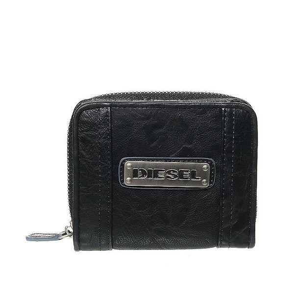 Dámská černá peněženka Diesel