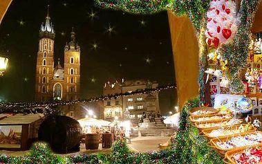Nákupy Nowy Targ a výstava Betlehemov v Krakove - jednodňový autobusový zájazd