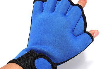 Neoprenové rukavice na plavání - 2 barvy a poštovné ZDARMA! - 30805685