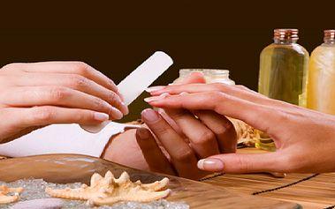 Parafínový zábal rukou s masáží a jemným peelingem, vše jen za 89,-