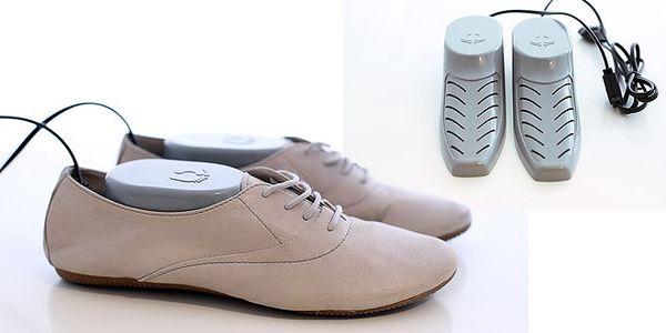 Vysoušeč bot s 50% slevou