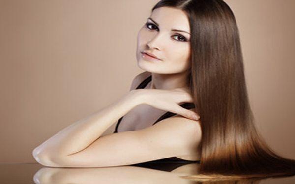Brazilský keratin Beox - přírodní tvarování a ozdravění vlasů - pro všechny délky vlasů