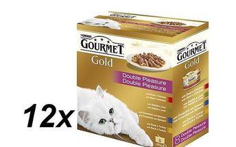 Purina Gourmet Gold Mix Gril 12 x ( 8x85g )