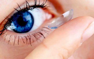 Vysokokvalitné kontaktné šošovky PureVision 2 HD značky Bausch and Lomb - 120 ml Roztok Biotrue zdarma