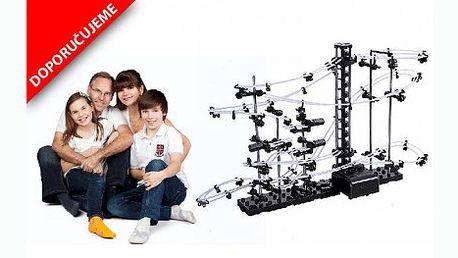 Úžasná hračka - svítící stavebnice SPACERAIL level 2 jen za 369 Kč! Vhodné pro začátečníky, děti i dospělé. Skvělá zábava pro celou rodinu.