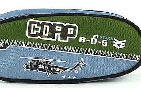 Školní penál Cool Helicopter