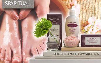 Balíček pro krásné nohy a nehty SpaRitual se slevou!