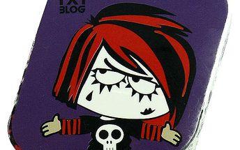Kouzelný ručník TxtBlog Kouzelný ručník Rose fialová