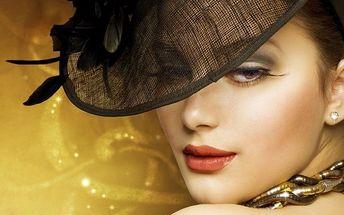 Permanentní make-up již od 499 Kč