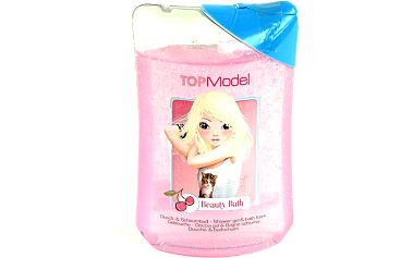 Sprchový gel Top Model Christy třešeň 250ml
