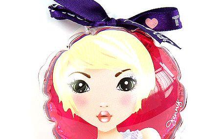 Sprchový gel Top Model Jenny červená 55ml
