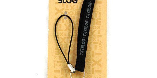 Txtblog Přívěsek na mobil_A Tiger Lily