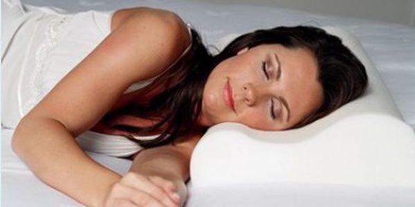 Anatomický polštář a dokonalý spánek přestane být pouhým snem!