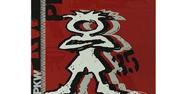 Sešit A5 čtverečky Pickwick Sešit A5 čtverečky 80 stránek basic červená