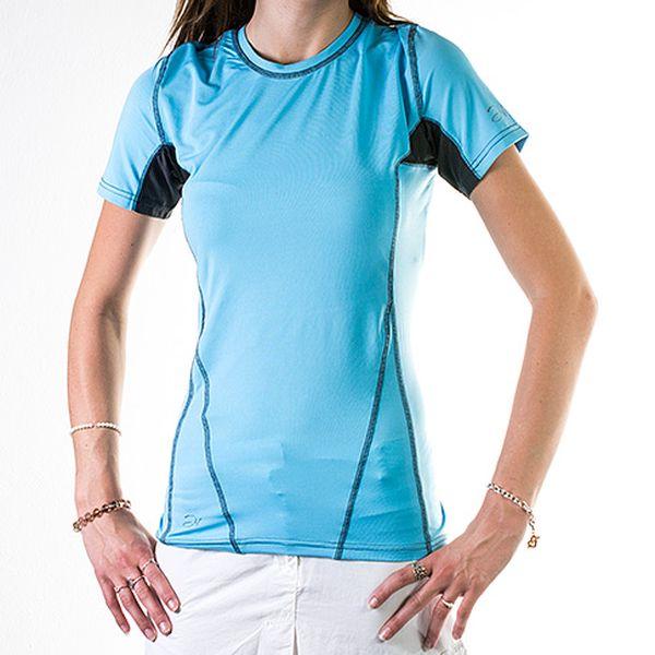 Dámské modré sportovní tričko Scent