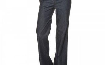 Dámské tmavě modré široké džíny Armand Basi