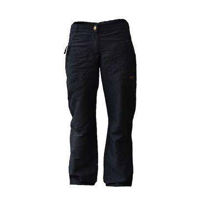 Dámské černé sportovní kalhoty ALEA