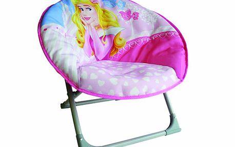 Dětská sedačka s motivem Růženka
