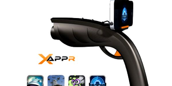 Nový rozměr smartphone - XAPPR-GUN jen za 579 Kč!